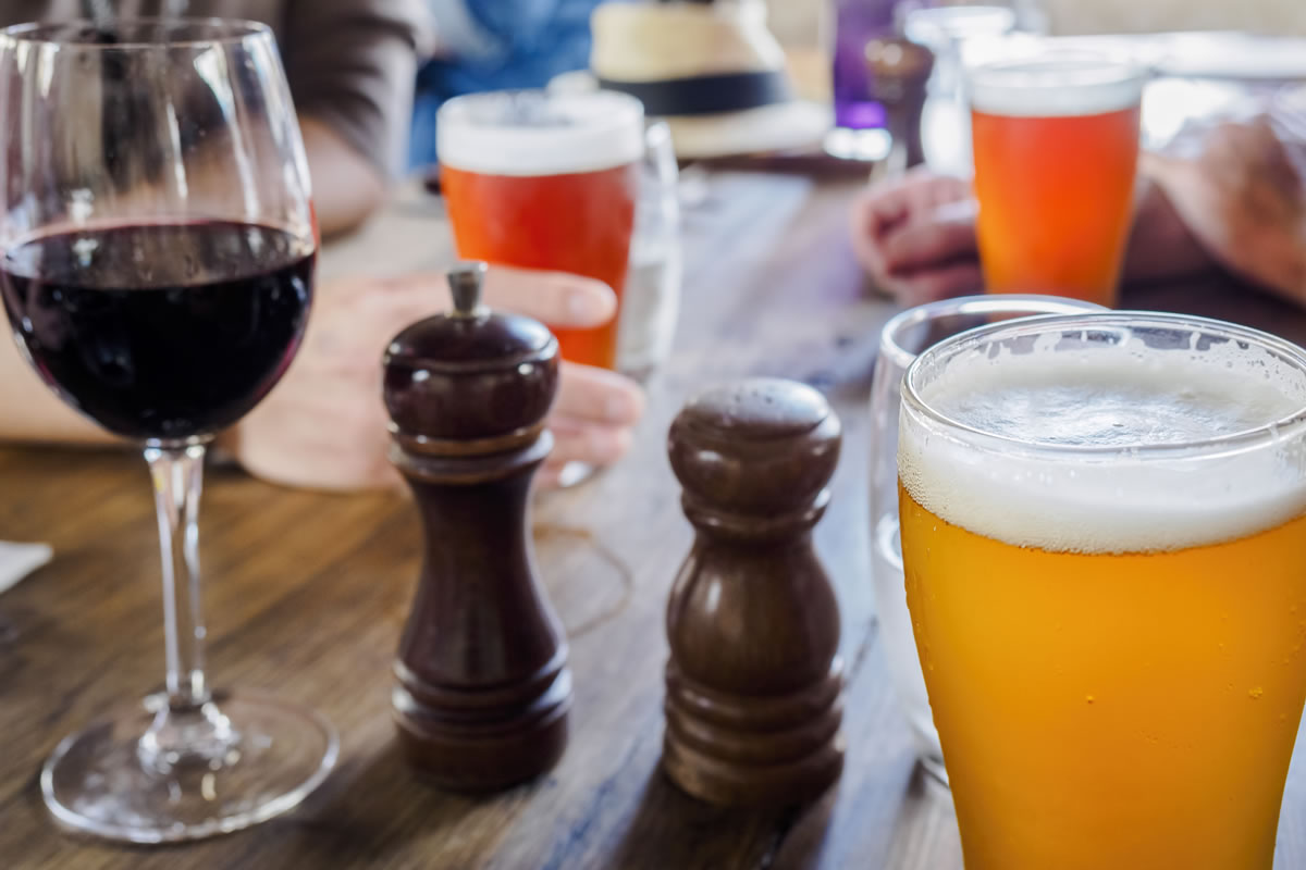 CA lifts restrictions allowing restaurants to sell alcohol | Siena Bistro | San Jose, CA 95125